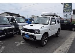 スズキ ジムニー 660 クロスアドベンチャー XC 4WD ターボ車 5速MT アルミホイール