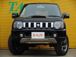 スズキ ジムニー 660 クロスアドベンチャー 4WD 9型 1オーナー ナビ