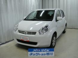 トヨタ パッソ 1.0 X 4WD 寒冷地仕様