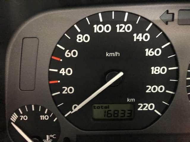 実走行17000kmです。