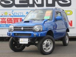 スズキ ジムニー 660 XC 4WD 3インチリフトアップ