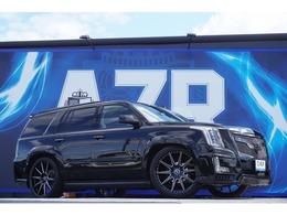 キャデラック エスカレード プレミアム 4WD ZERODESIGNフルカスタム
