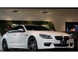 BMW 6シリーズグランクーペ 640i Mスポーツ 後期 サンルーフ 新品エナジー20AW