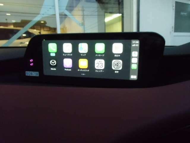 ★新型マツダコネクトシステム+SDナビゲーションアドバンス、CD/DVDプレーヤー&地デジチューナー、Bluetooth、Apple/Android接続、HDMI+USB端子★360度セーフティーパッケージ★ドライバーモニタリングシステム★