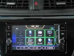 【メモリーナビ(MM317D-W)】音楽録音機能・DVD再生機能・SDカード・地デジ(フルセグTV)・Bluetooth・CD・ラジオ♪