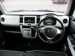 視界が広く、車両感覚が掴みやすいので運転のしやすいクルマです。