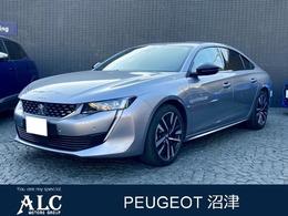 プジョー 508 GT ブルーHDi ディーゼルターボ 新車保証継承 地デジ 純正ナビ