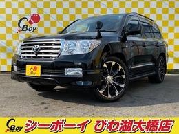 トヨタ ランドクルーザー200 4.7 AX Gセレクション 4WD WALD 禁煙車
