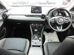 シンプルでいて上質なインテリア☆ドライバーが運転に集中できる操作しやすいスイッチ配置です。