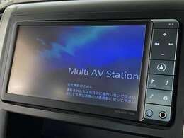 【純正HDDナビ】音楽を記録できるミュージックサーバーやフルセグTVの視聴も可能です☆高性能&多機能ナビでドライブも快適ですよ☆