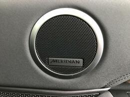 MERIDIANは英国のプレミアムオーディオブランドです。重低音から高音域までしっかりと再現でき、コンサートのような臨場感溢れる音響空間を実現します。どうぞ店頭にてご体感ください