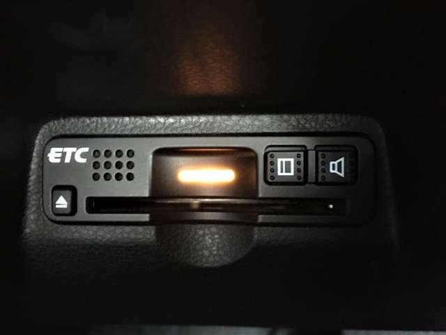 ETCを装備しております!高速道路でとっても便利です♪
