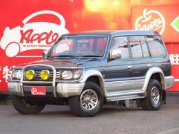 三菱 パジェロ 2.5 ミッドルーフ ワイド XR ディーゼルターボ 4WD MT ユーザー買取 SR Tベル済 Tタイマー