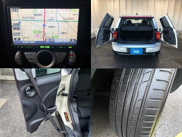 【HDDナビTV搭載車】TV走OKですタイヤの溝もしっかりあります。