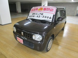 スズキ アルトラパン 660 G 4WD