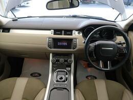 【2012年モデル】LANDROVERのSUV『RENGE ROVER EVOQUE』をご紹介!人気のベージュシートで高級感のある内装。店頭で是非、現車をご確認下さい。