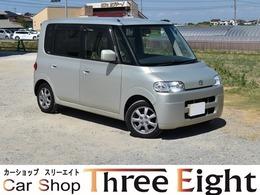 ダイハツ タント 660 X 電動格納ミラー キーレス ユーザー買取車
