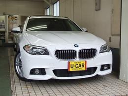 BMW 5シリーズツーリング 523i Mスポーツ パノラマSR純ナビTVバックカメラETC