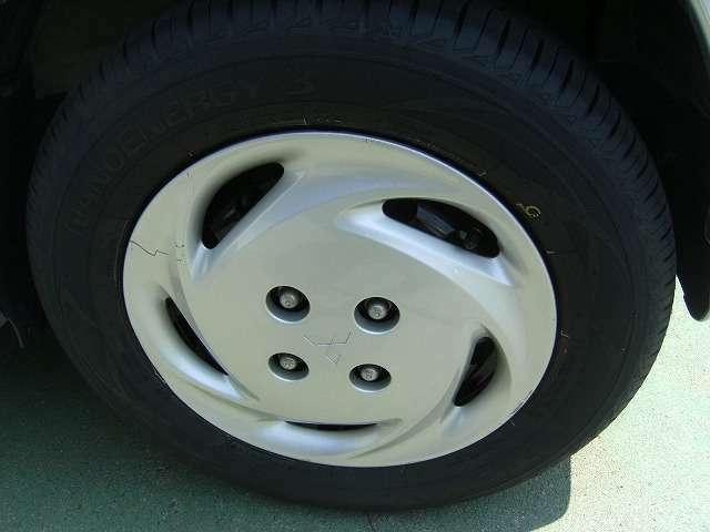 タイヤは国産TOYO低燃費タイヤ新品取付しました