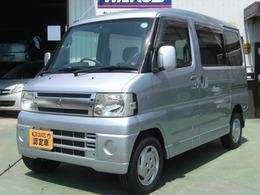三菱 タウンボックス 660 LX ハイルーフ ナビ/ワンオーナー/車検令和4年4月付
