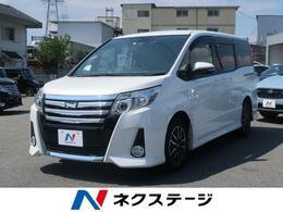 トヨタ ノア 2.0 Si 純正9型ナビ 天吊りモニター TSS  禁煙車