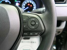 【セーフティセンス】ミリ波レーダーと単眼カメラの検知センサーによるプリクラッシュセーフティや、ステアリング操作の一部を支援してくれるレーントレーシングアシスト(LTA)などトヨタ先進の安全装備搭載!
