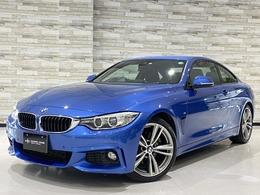 BMW 4シリーズクーペ 428i Mスポーツ インテリS 純HDDナビTV クルコン HUD Bカメ