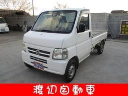 ホンダ アクティトラック 660 SDX 4WD 5速マニュアル 軽トラ