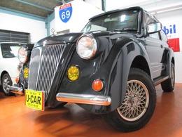 三菱 パジェロジュニア 1.1 フライングパグ 4WD 5速MT20周年記念1000台限定DVDナビ純正SSR