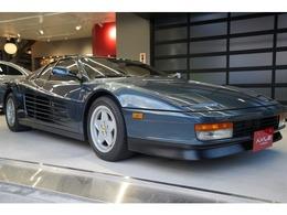 フェラーリ テスタロッサ  新車並行 実走1330km 純正工具類有