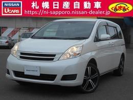 トヨタ アイシス 1.8 L Gエディション 4WD 助手席側オートスライドドア