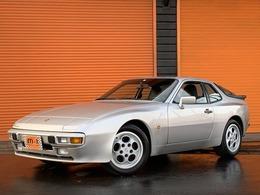ポルシェ 944 null 正規D車左H後期型911純正黒本革SNormalCar