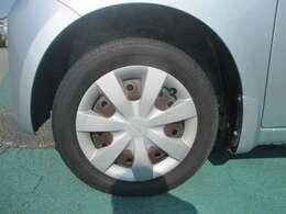 14インチタイヤです☆おしゃれは足元からです。