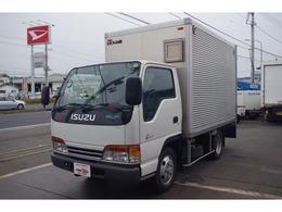 いすゞ エルフ 4.6 フルフラット ディーゼル 4WD 積載2t