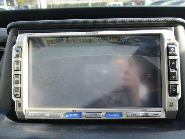 バックカメラの画像です。ガイドラインがスムースな車庫入れをサポートいたします!車庫入れの安心感がアップしますね☆