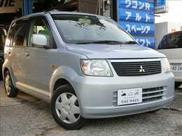 三菱 eKワゴン M CDオーディオ キーレス