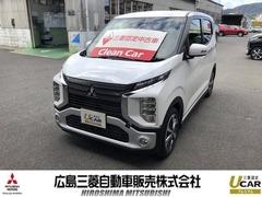 三菱 eKクロス の中古車 660 T 広島県広島市西区 127.0万円