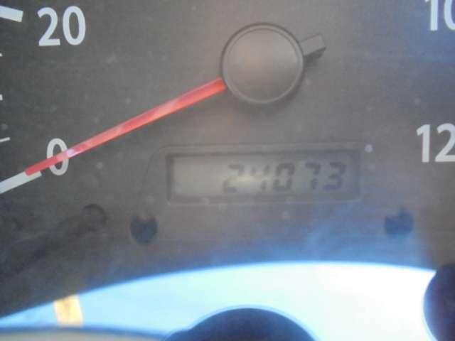 走行、24073km♪
