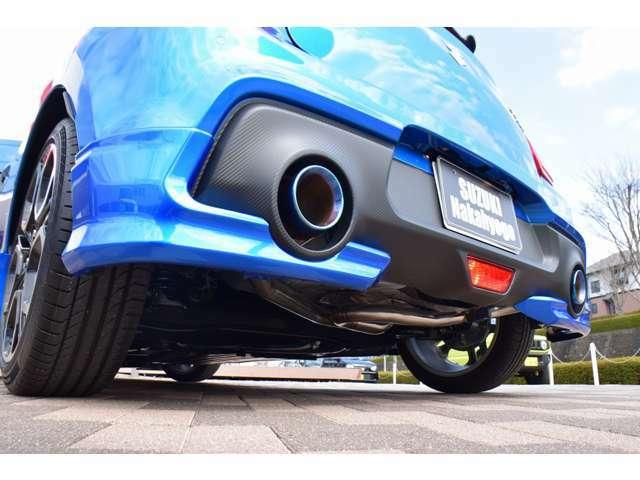 ●当社はチューニングメーカーのトラスト(GReddy)とグループ関係にあり、GReddy商品の販売・取付(車検適合内)の実績も多々あります。お車のチューニングに関してもお気軽にご相談下さい。
