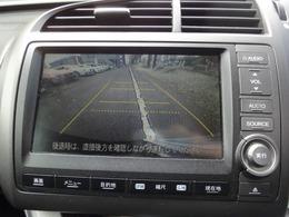 バックカメラ付で駐車場等で安心ですよ