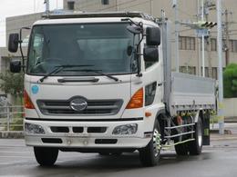 日野自動車 レンジャー 6.3t 増トン アルミブロック 内寸-長531x幅223x高59