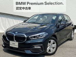 BMW 1シリーズ 118i DCT 弊社元レンタカー・ナビパッケージ・LED
