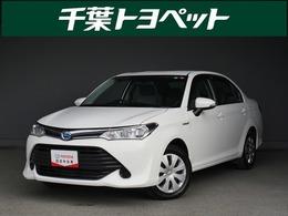 トヨタ カローラアクシオ 1.5 ハイブリッド CDチューナー
