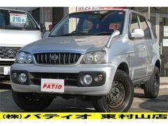 ダイハツ テリオス の中古車 1.3 CL 4WD 東京都東村山市 28.8万円