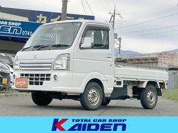 スズキ キャリイ 660 KX 3方開 4WD 5速ミッション エアコン パワーウィンド