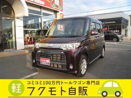 ダイハツ タント 660 カスタム X スペシャル ナビ・Bカメラ・スマートキー・左電動ドア