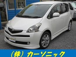 トヨタ ラクティス 1.5 G Sパッケージ 禁煙車 ツインモニター ドラレコ クルコン
