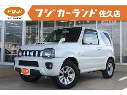 スズキ ジムニーシエラ 1.3 クロスアドベンチャー 4WD レザーシート ナビ&TV ETC