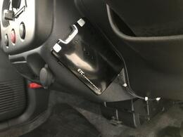 【ETC】長距離のドライブもETC搭載だからお得で安心!旅行の時などにあると嬉しい装備です♪