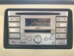 【オーディオ】AMFMはもちろんですが、CDが聞けてドライブ等に大活躍です♪